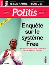 Le « système Free » mis en pièces dans Politis