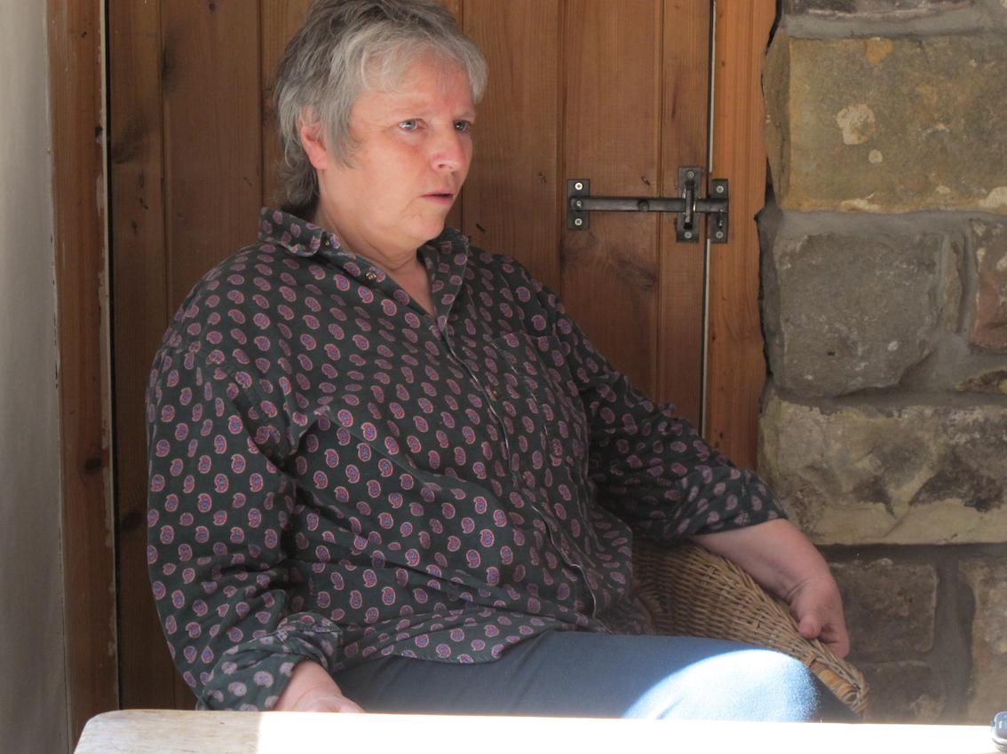 Julia Lyford adore les gaufres dyspraxiques