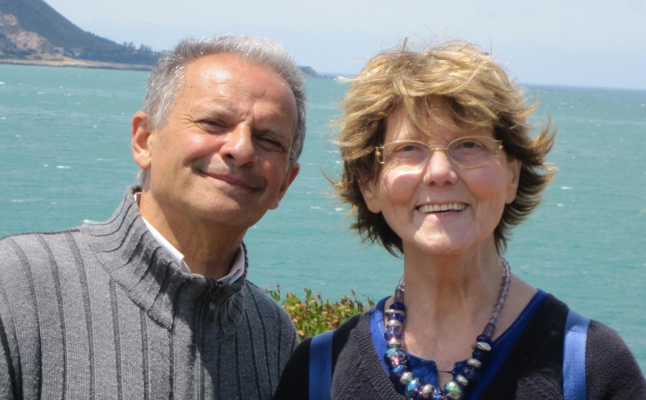 Marc et Claire Héber-Suffrin