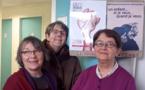Trois infatigables militantes pour l'émancipation des femmes