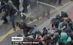 Une vidéo d'Amnesty France : le droit de manifester menacé