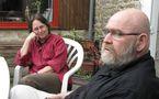 À l'âge de la retraite, Fanch et Soasig ont vendu leur librairie aux clients