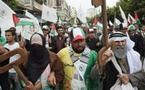 Les manifestations pacifiques inquiètent Israël