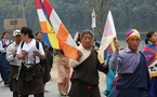 Yannick part au Népal avec les Brigades de Paix Internationales