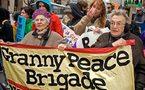 La brigade des mamies pacifistes