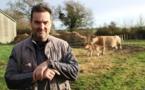 Entre Laurent et la vache nantaise, une histoire de cœur
