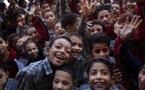 Les enfants de Mahaba au Caire
