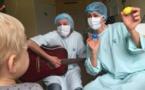 Depuis 20 ans, les musiciens d'Euphonie colorent la vie de jeunes hospitalisés