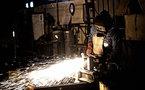 Les métallos réussissent bien à la tête de leur usine