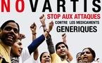 Médicaments : le labo Novartis s'acharne en Inde