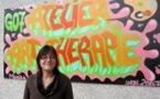 On se soigne au graffiti à l'hôpital psychiatrique