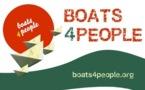 Migrants : fin d'étape pour « Boats 4 people »