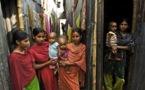 Les enfants dans le monde en 2012