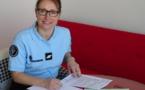 La gendarme Cécile Peronnet lutte contre les violences intrafamiliales