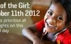 11 octobre, première journée internationale des filles