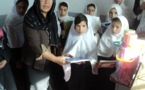 Nasrine Nabiyar se bat pour les jeunes afghanes