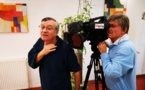 Autour de Daniel Juif, les retraités-reporters font tourner le Moulin à images