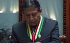 L'appel à la paix du vice-président de Bolivie
