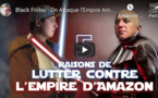Le youtubeur à l'assaut de l'empire Amazon