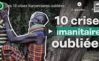 Les 10 crises humanitaires oubliées de 2020