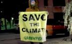 Les jeunes activistes du mouvement climat n'échappent pas à l'effet covid