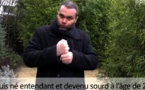 Le Brestois Christophe Le Gall, est sourd, militant et citoyen