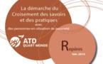 Le Croisement des savoirs, une manière d'être et d'agir avec ATD
