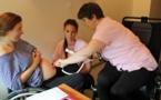 Béatrice a ouvert la maternité aux femmes handicapées