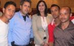 Nabila Mounib, leader socialiste et reine du franc-parler