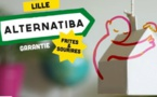 Des frites et des sourires, vive Alternatiba !
