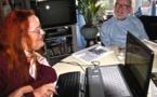 Gildas et Marie Claude passent au roman numérique