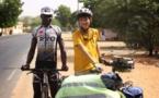 La belle énergie de deux voyageuses à vélo