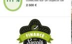 59 contributeurs ont versé 2792 €. Merci !