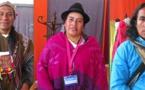 La lutte, en trois visages, du peuple des Andes