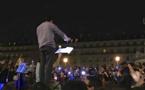 Retour sur le concert de l' « Orchestre debout  » à République