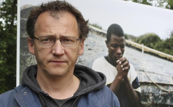 Olivier Jobard, le photographe compagnon d'errance des migrants