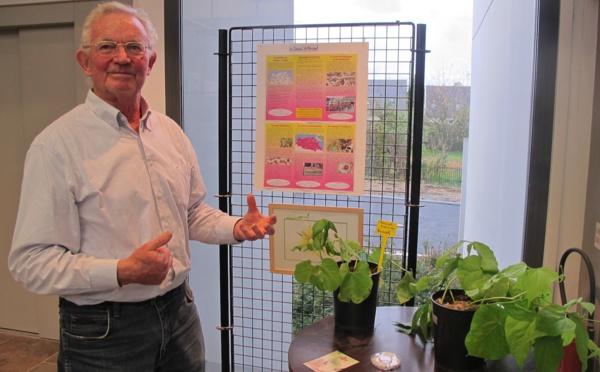 Les bonnes graines de Bernard Jouan, chercheur-paysan sans frontières