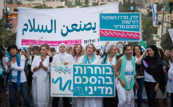 En Israël, l'irréductible camp de la paix