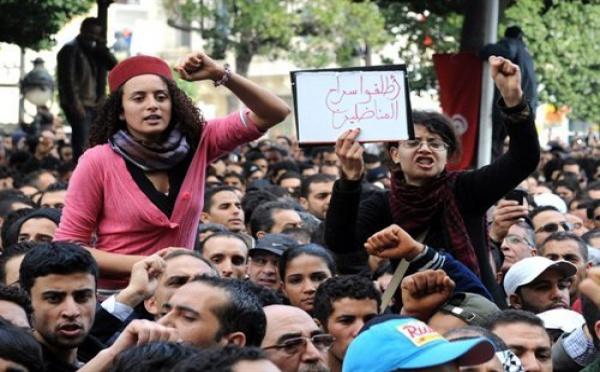 Le web, l'arme des Tunisiens