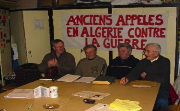 Il était une fois quatre anciens d'Algérie