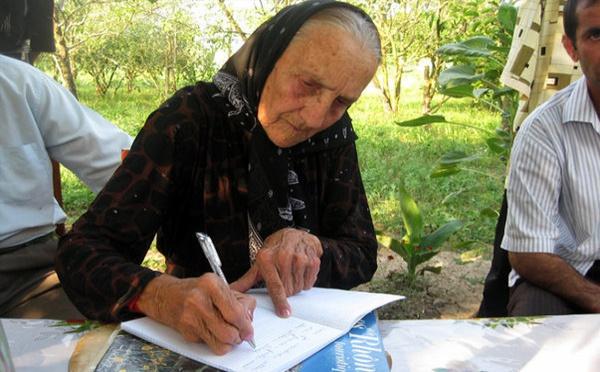 Ancrée par amour au fond de l'Azerbaïdjan, Joanna a réalisé son rêve