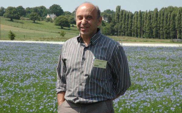 Pierre Weill a créé Bleu Blanc Cœur, une nouvelle agriculture à vocation santé