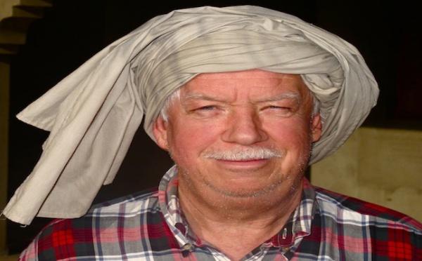 Gilbert, l'anthropologue bédouin-belge
