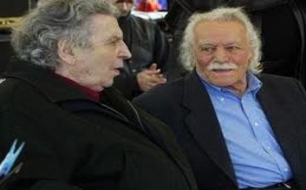 L'appel des deux grands résistants Theodorakis et Glezos