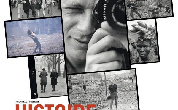 Le nouveau film de Mariana Otero : « Histoire d'un regard »