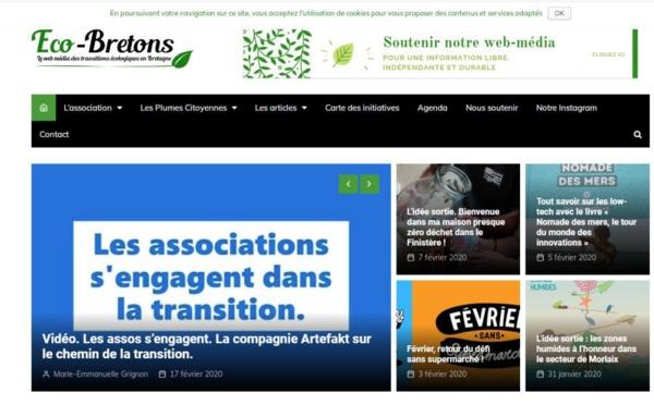 Des associations bretonnes s'engagent en faveur de la transition écologique