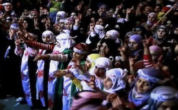 """""""Homs au coeur de la révolte syrienne"""", (webdocumentaire)"""
