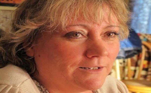 Malgré sa polio, Christine Durand a donné la vie