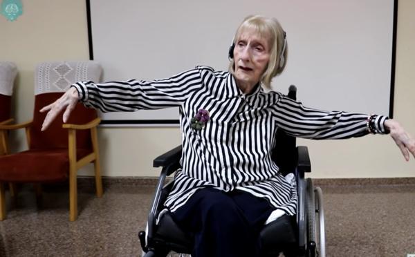 Alzheimer : alors la vieille dame est soudain redevenue danseuse étoile...