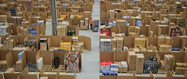 Sur Reporterre : une mission… pour multiplier les entrepôts Amazon